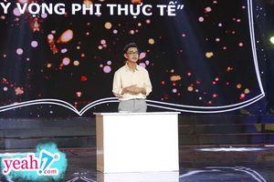 Thí sinh Chí Minh: 'Các bậc phụ huynh ơi đừng biến con mình thành ngôi sao học đường, đi học như chạy show event nữa'