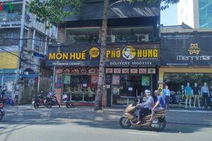 Cục Thuế TPHCM đã phong tỏa tài khoản chuỗi Nhà hàng Món Huế