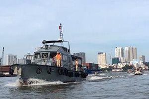 Phòng Cảnh sát đường thủy TP HCM: Ngăn chặn nạn trộm cắp đường sông