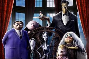 Cười với 'Gia đình Addams'