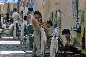 Người Hà Nội cắt tóc bằng tông-đơ từ lúc nào?