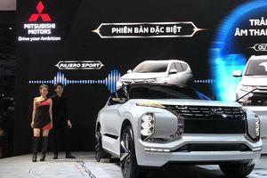 Ba mẫu xe của tương lai thu hút mọi ánh nhìn tại Motor Show