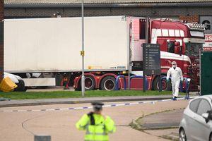 Bí ẩn lộ trình bất thường của xe tải chở 39 thi thể ở Anh
