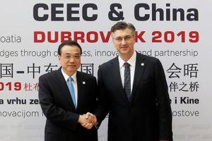 'Vạn Lý Trường Thành' kinh tế của Trung Quốc mọc lên giữa châu Âu