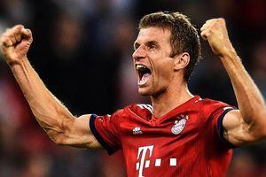 Bayern Munich lên tiếng về tin đồn Mueller sang MU