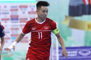 Thắng Myanmar 7-3, futsal Việt Nam giành vé dự giải châu Á 2020