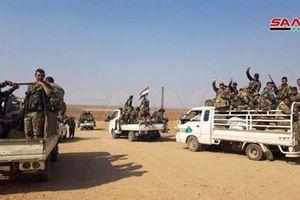 SDF đánh trả Thổ Nhĩ Kỳ, SAA tăng quân trợ chiến