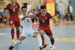 Thắng Myanmar, tuyển Việt Nam đoạt vé dự VCK futsal châu Á 2020