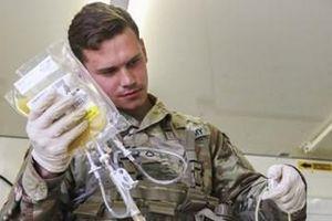 Mỹ phát triển công nghệ theo dõi sức khỏe mới dành cho binh sĩ