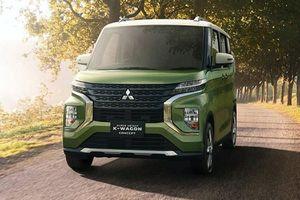 Ngắm xe Mitsubishi Super Height K-Wagon - Xe 'cao như cái sào'
