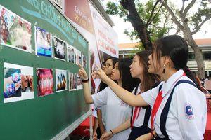Sinh động hóa GD phòng chống ma túy trong trường học