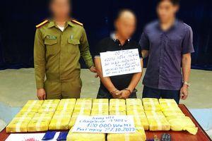 Tạm giữ đối tượng vận chuyển 120.000 viên ma túy tổng hợp từ Lào về Việt Nam