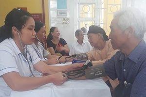 Huyện Ứng Hòa triển khai mô hình trạm y tế hoạt động theo nguyên lý y học gia đình