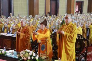 Đại lễ tưởng niệm 906 năm Ni sư Diệu Nhân viên tịch cùng Chư vị Tổ sư Ni tiền bối hữu công