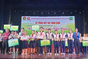 Hơn 900.000 lượt thi tài sân chơi 'Em yêu Tổ quốc Việt Nam' năm 2019