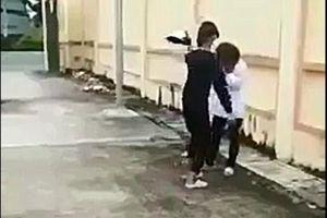Xác minh sự việc nữ sinh bị đánh dã man ở Thanh Hóa