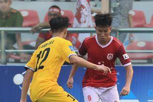 Trận play-off mùa giải 2019: Cuộc chiến giữa những cầu thủ người Nghệ An