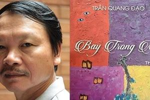 Nhà thơ Trần Quang Đạo 'bay trong mơ'