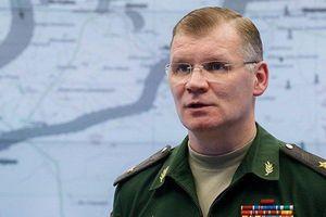 Quân đội Nga công bố hình ảnh vệ tinh chứng minh Mỹ buôn lậu dầu ở Syria