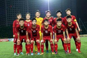 Lịch thi đấu của U19 nữ Việt Nam tại VCK U19 nữ châu Á 2019