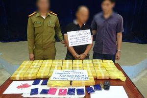 Chặn đứng 120.000 viên ma túy trên đường về Việt Nam
