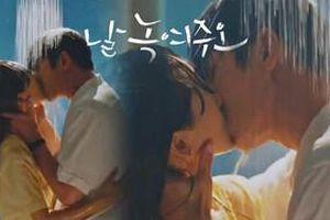 Phim 'Melting Me Softly' tập 9-10: Ji Chang Wook và Won Jin Ah hôn nhau nồng nhiệt dưới vòi sen