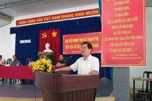 Nguyên Chủ tịch tỉnh Khánh Hòa nhận toàn bộ khuyết điểm và xin cắt hết chức vụ