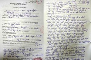 Thanh Trì (Hà Nội): Thanh niên giao hàng trở thành đồng phạm làm giả giấy tờ?