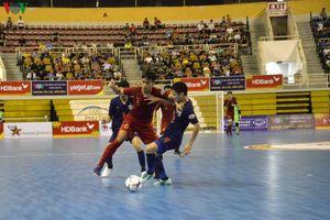 Toàn cảnh lễ trao giải Futsal HDBank vô địch Đông Nam Á 2019