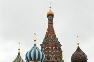 Mùa Thu nước Nga trong ánh sáng kỳ diệu