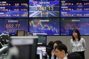 Cổ phiếu châu Á tăng mạnh nhất 3 tháng, chứng khoán Trung Quốc dẫn đầu