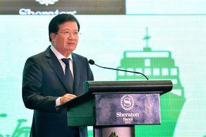 Phó Thủ tướng Trịnh Đình Dũng nêu 5 gợi ý thảo luận về giao thông thông minh