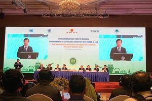 Châu Á cùng bàn về phát triển giao thông thông minh, phát thải thấp