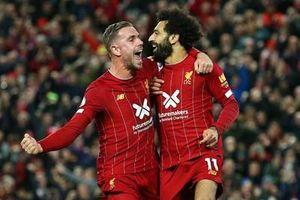 Liverpool lội ngược dòng đánh bại Tottenham
