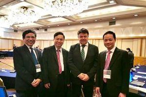 Việt Nam được bầu làm Phó chủ tịch Hiệp hội khí tượng khu vực II châu Á