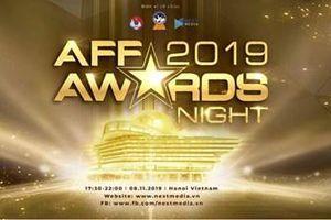 Việt Nam đăng cai tổ chức AFF Awards Night