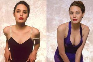 Hé lộ loạt ảnh bikini quyến rũ 'chết người' của Angelina Jolie năm 16 tuổi