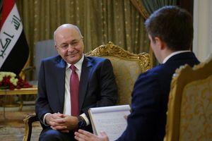 Tổng thống Iraq: Mỹ gây hoài nghi về tư cách đồng minh