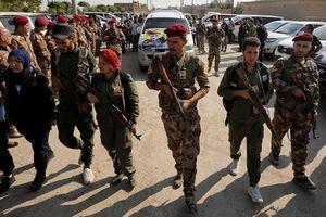 Chính phủ Syria hoan nghênh quyết định rút quân của lực lượng người Kurd