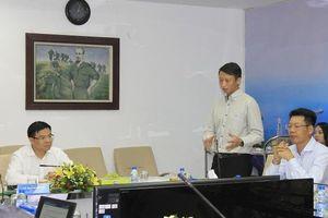 Tổng giám đốc PVN Lê Mạnh Hùng làm việc với PVEP, PVEP POC