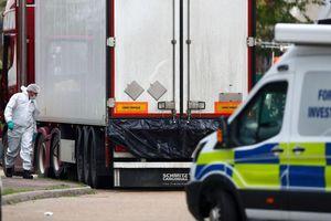 Thêm 8 người trốn trong xe đông lạnh sau vụ 39 thi thể trong container ở Anh
