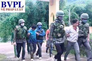 Bắt đôi nam nữ vượt biên sang Lào mua ma túy về Việt Nam tiêu thụ