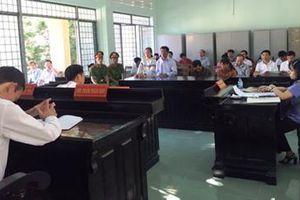 VKSND huyện Kông Chro tổ chức phiên tòa rút kinh nghiệm