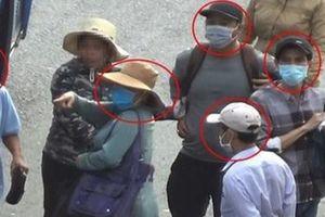 Chiến dịch triệt phá các băng nhóm móc túi tại bến xe buýt ở TP HCM