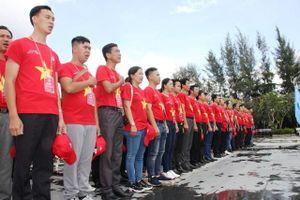 Thanh niên Khánh Hòa truyền lửa tình yêu quê hương, biển đảo