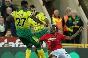 Tân binh 50 triệu bảng của MU lập kỷ lục trước Norwich