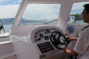 Nới điều kiện thi lấy bằng thuyền trưởng đường thủy