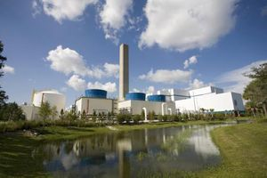 Sẽ phát điện thương mại Nhà máy điện rác Hậu Giang vào cuối năm 2020