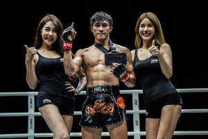 Nguyễn Trần Duy Nhất tái xuất tại đấu trường ONE Championship