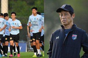 HLV Nishino chốt danh sách U22 Thái Lan dự SEA Games: Nhiều bất ngờ